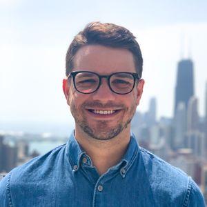 Photo of podcast host Kyle McDonald